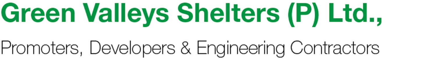 Green Valley Shelters Pvt Ltd