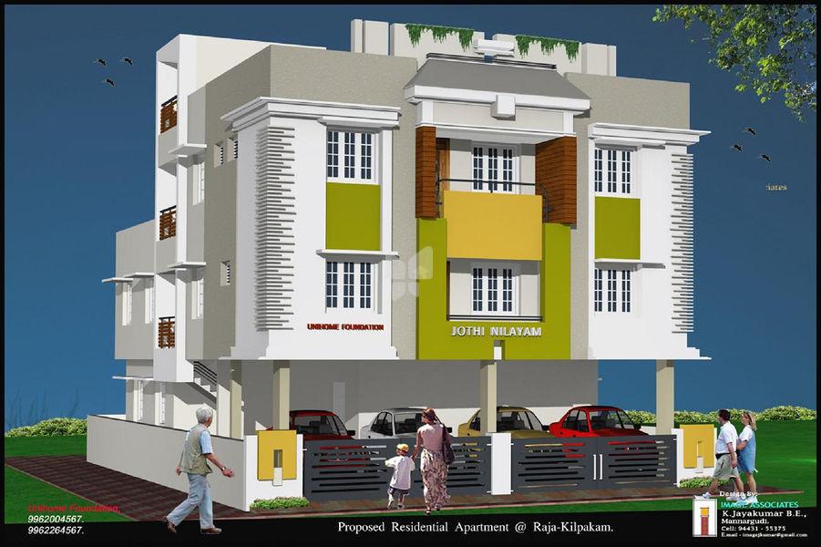 UHF Jothy Nilayam - Project Images