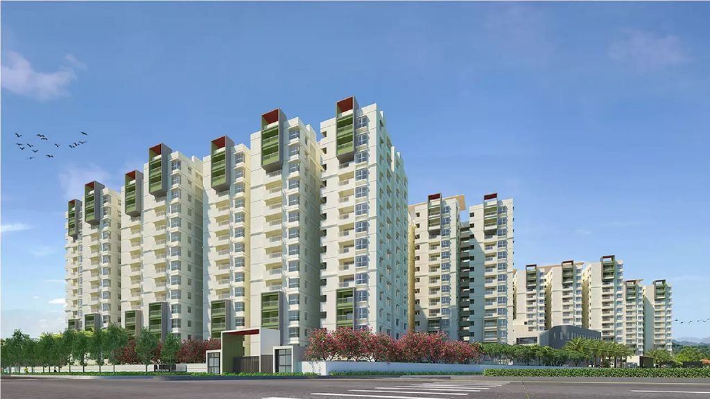 Ramky One Galaxia Phase 2 - Project Images