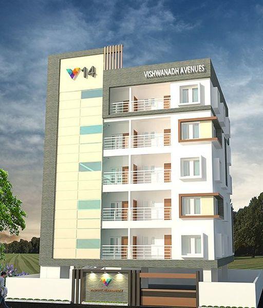 Vishwanadh Avenues V14 - Project Images