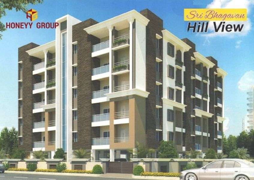 Honeyy Sai Bhagavan Hill View - Project Images