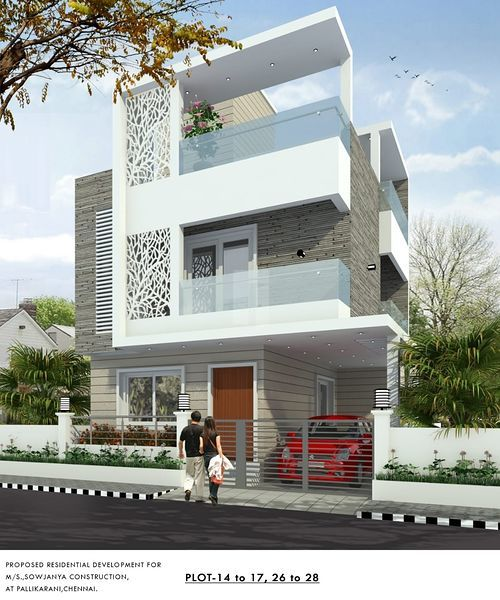 Vishnu Sowjanya Villas - Project Images