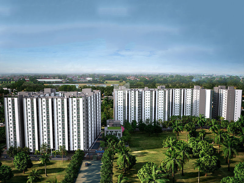 Casagrand Zenith - Project Images