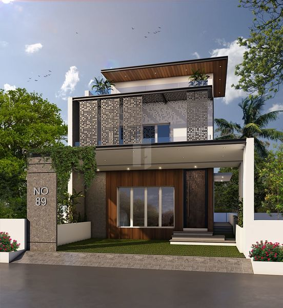 Kanathur Residencies - Project Images