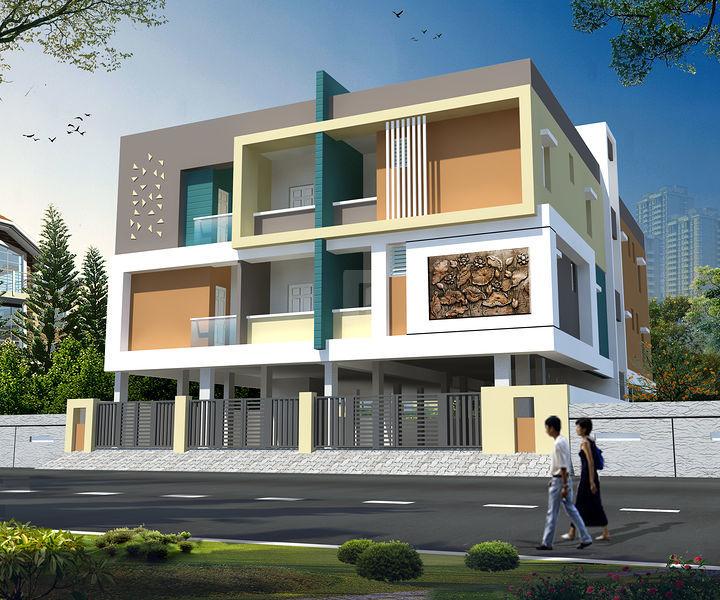 Sri Sai Ram Nilayam - Project Images