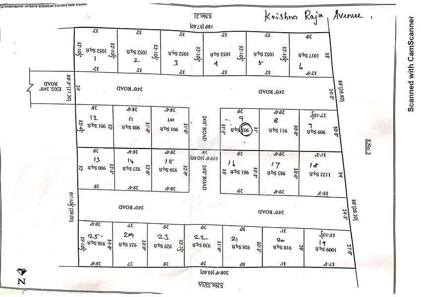 Krishna Raja Avenue - Project Images