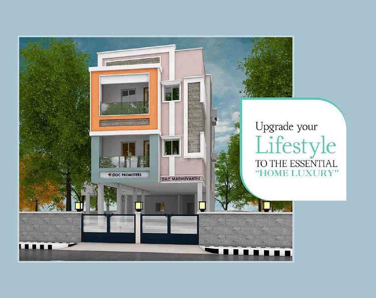 DAC Madhuvanthi - Project Images