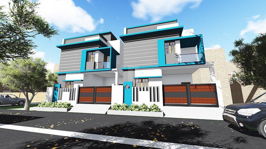 MC Asirvad Villa - Project Images