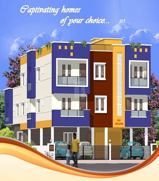 Vishnu SLE Flats - Project Images
