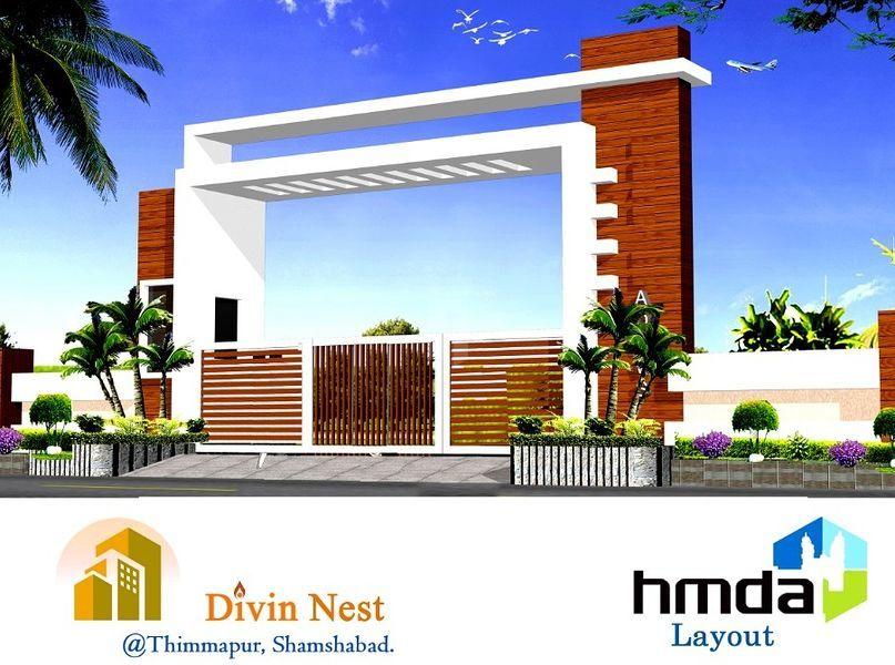 Divin Nest - Project Images