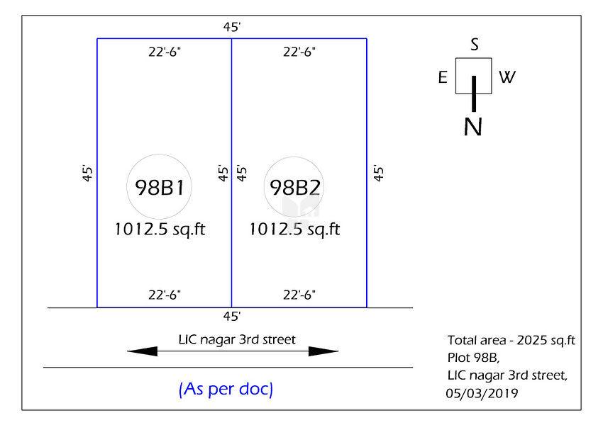 MGP LIC Nagar - 98B - Master Plans