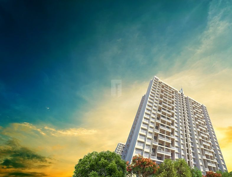 Kolte Patil Life Republic 7th Avenue I Tower - Project Images