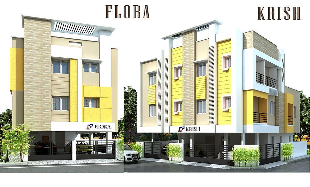 Flora & Krish - Project Images