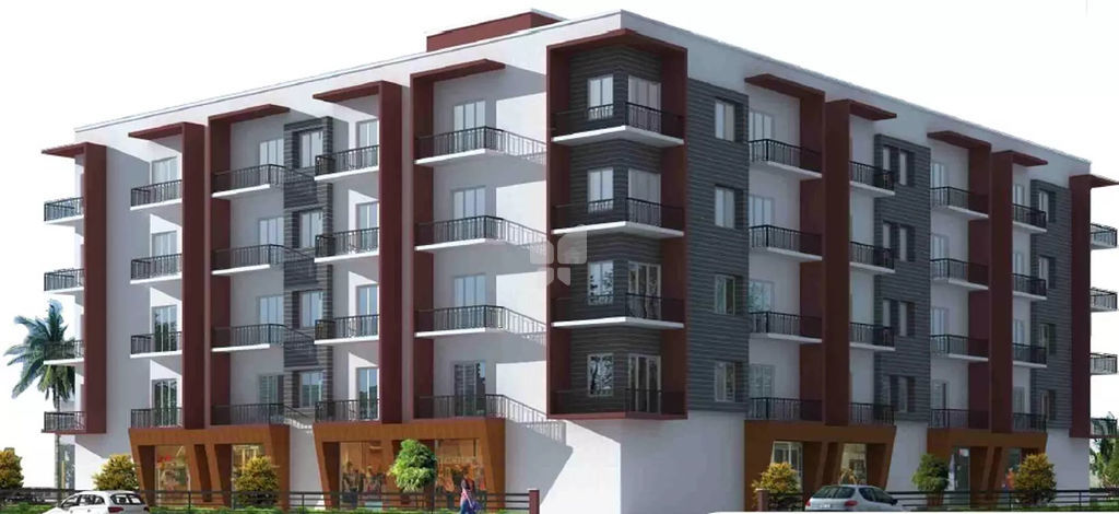 Solitaire Apartments - Project Images