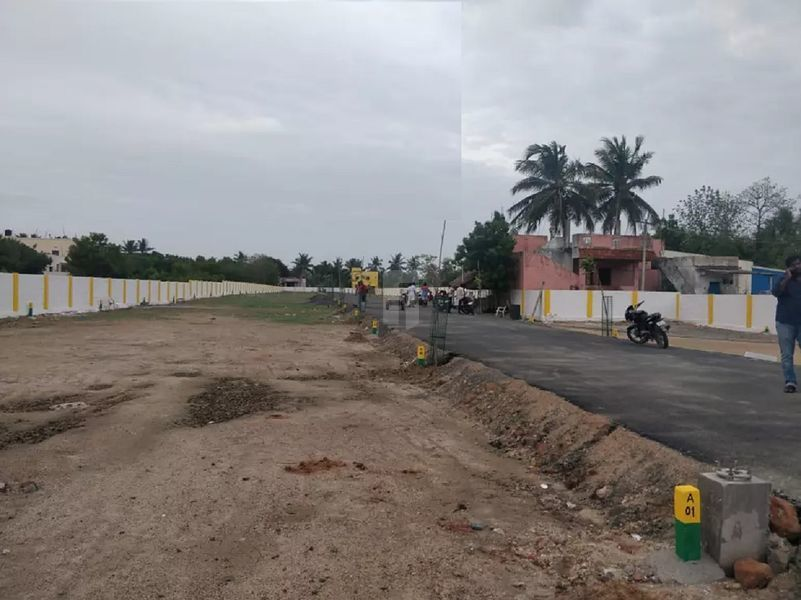 Sri City Dhaveedu Avenue - Project Images