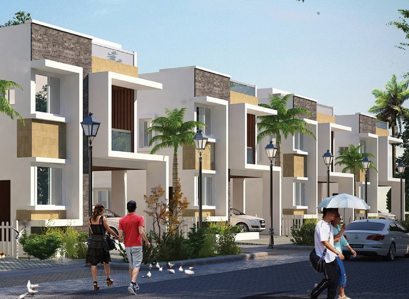 Samruddhi Green Avenue - Project Images