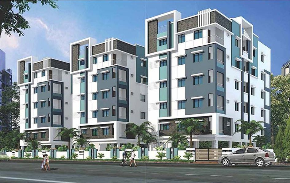 Samruddhi Pleasant Heights - Project Images