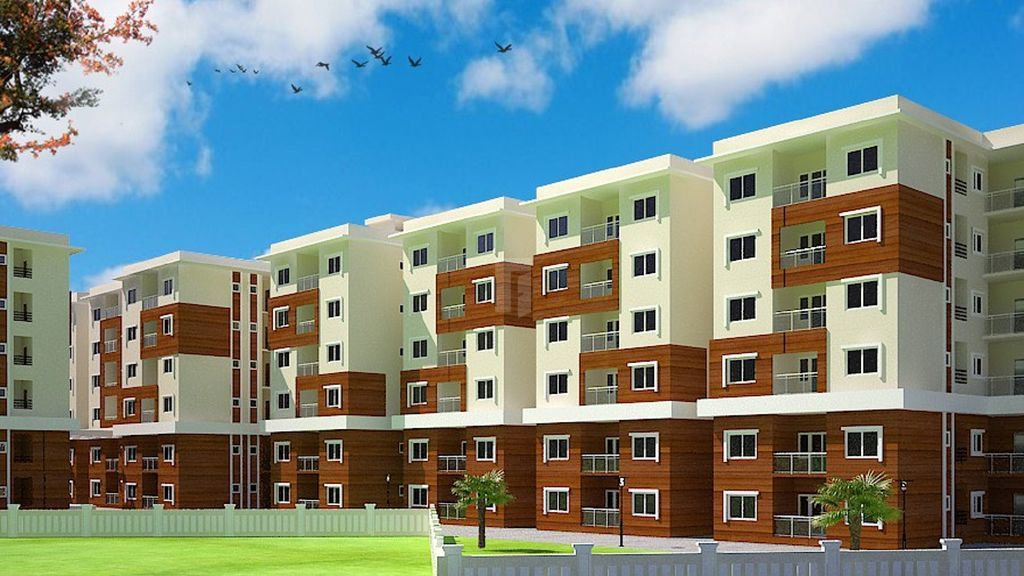 Modi Gulmohar Residency - Project Images
