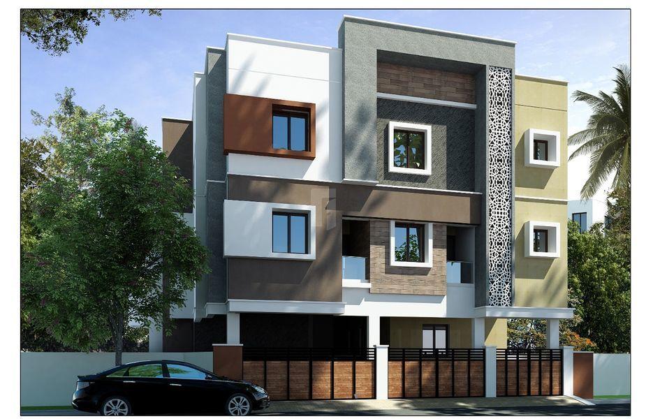 Royal Kurinji Flats - Project Images