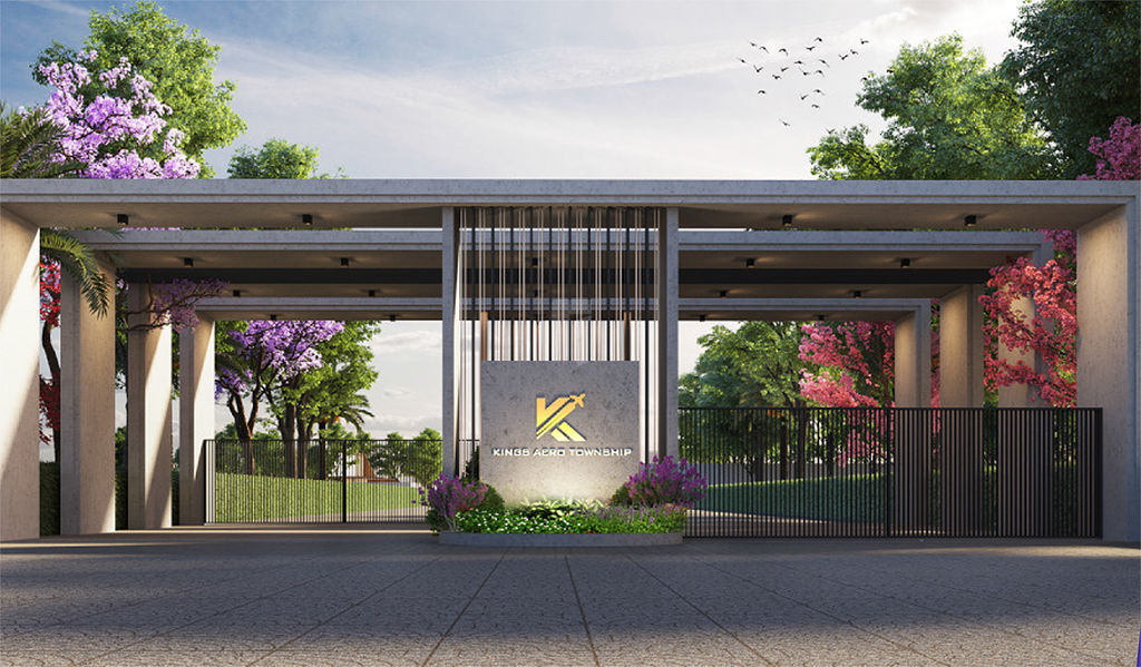 Kings Aero Township - Project Images