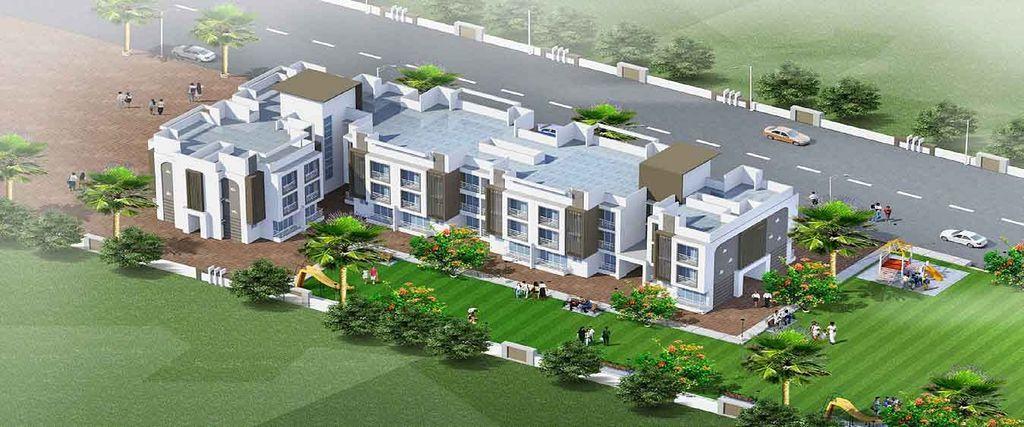 Jollity Vijay Residency - Project Images