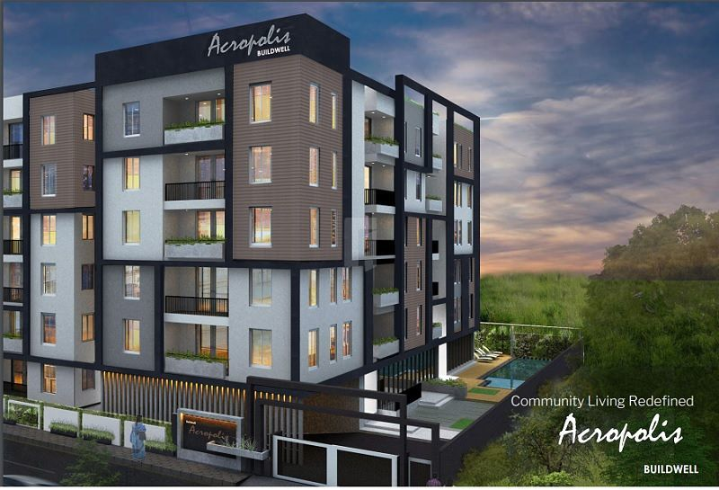 Buildwell Acropolis - Project Images
