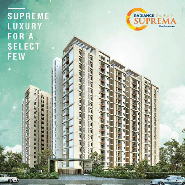 Radiance Suprema - Project Images