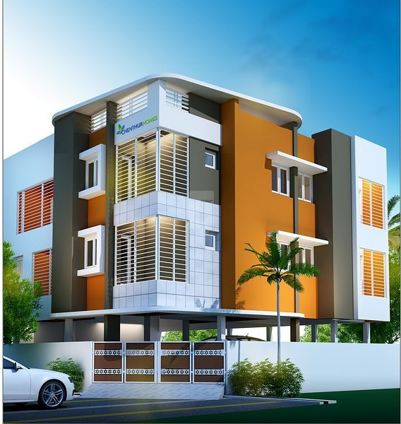 Chenthur Homes PTC Colony - Project Images