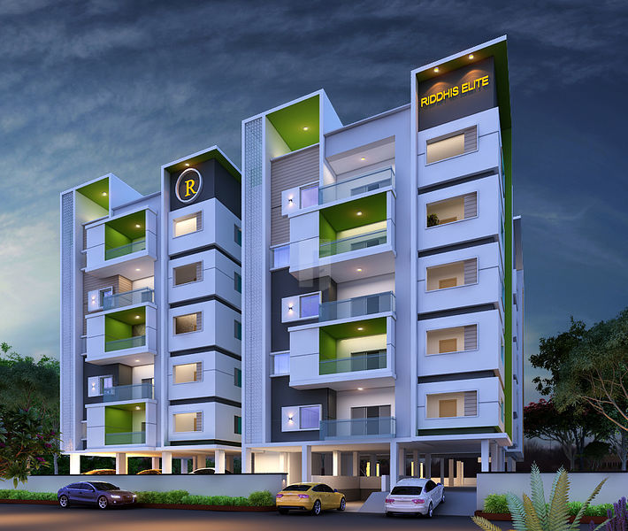 Riddhi's Elite - Project Images