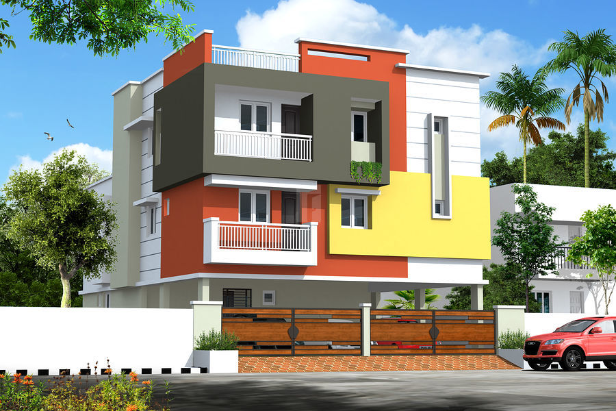 KVR Sri Padmalaya - Project Images