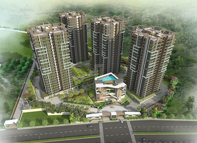 Aparna Luxor Park - Project Images