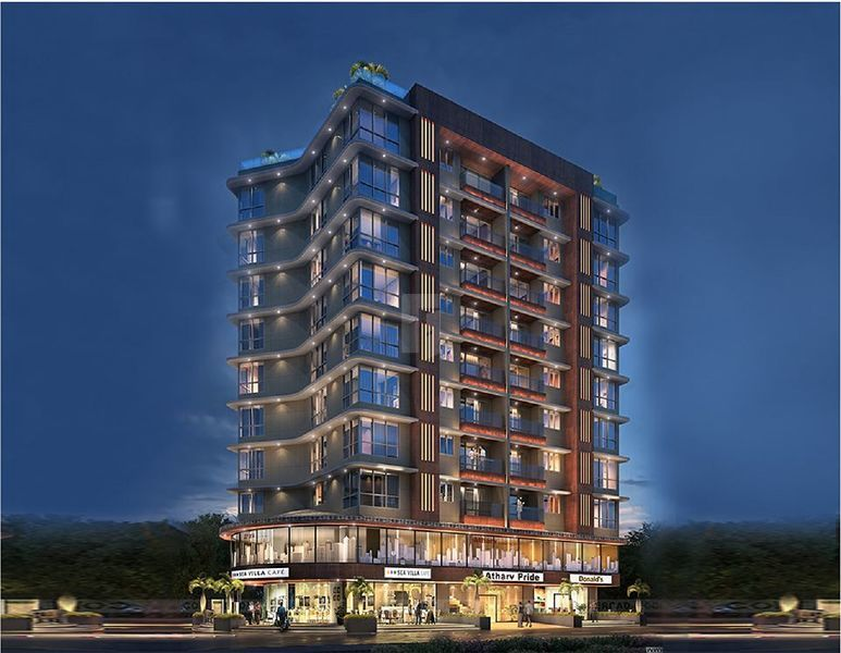 Atharv Pride - Project Images