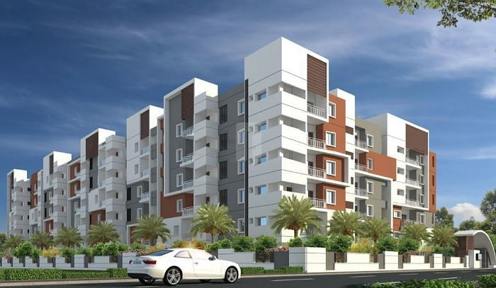 Concrete Avasa - Project Images