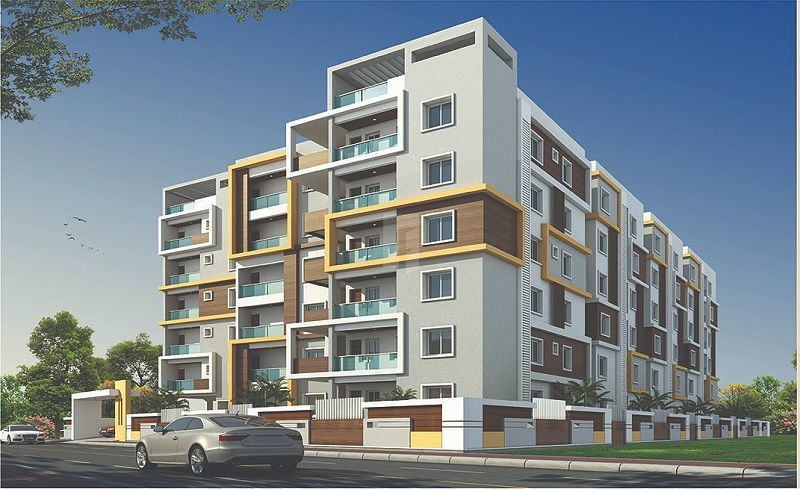 Sumukhesh Heights - Project Images