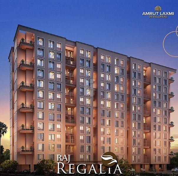 Amrut Laxmi Raj Regalia Phase I - Project Images