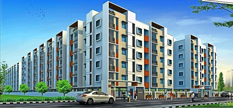 Subhodaya Balajis Hills View Enclave - Project Images