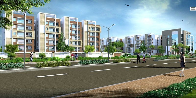 Samhita Splendid Homes - Project Images