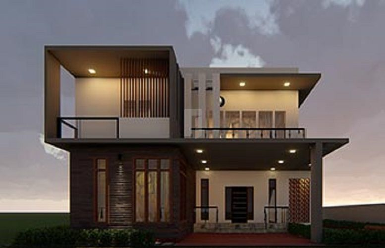 JRD Presidential Villas - Project Images
