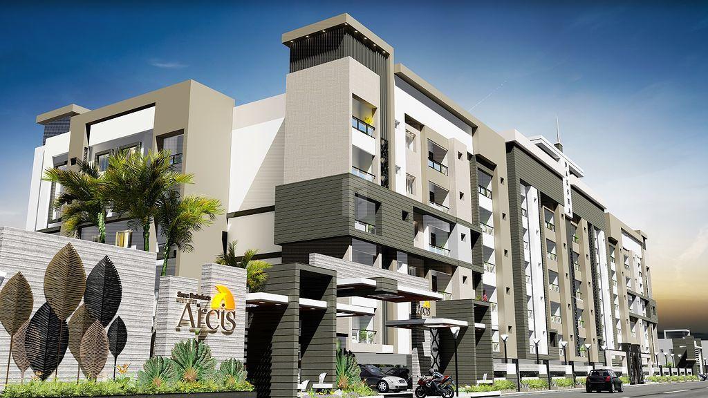 Sree Daksha's ARCIS Apartment - Project Images