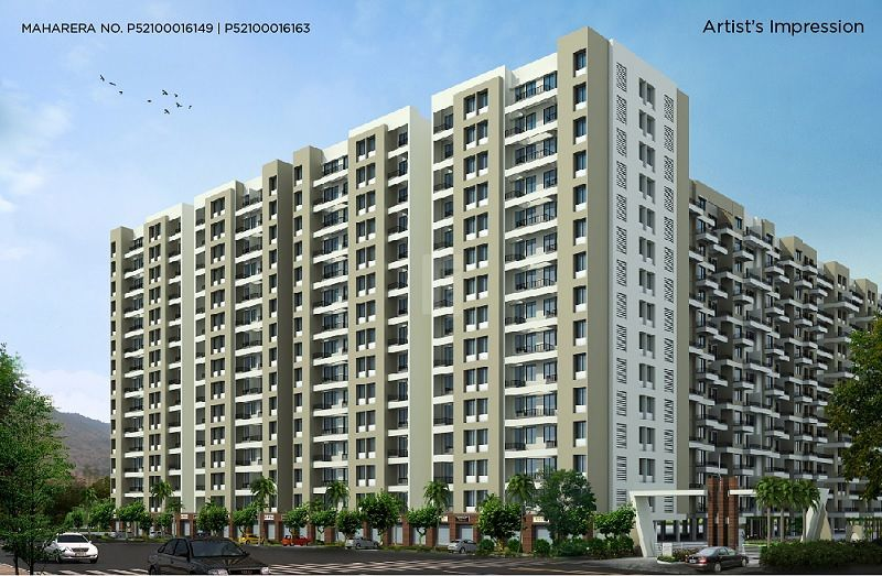 Avior Navyangan Phase II - Project Images