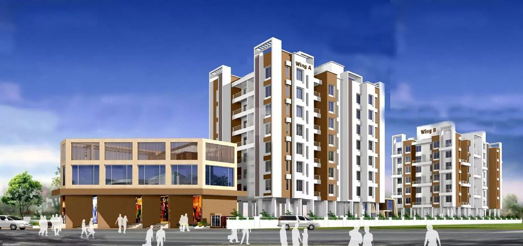 Kohinoor Iris Park Phase II - Project Images