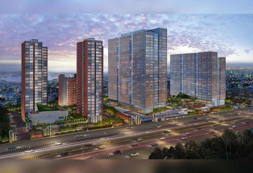 Brigade Residences - Project Images