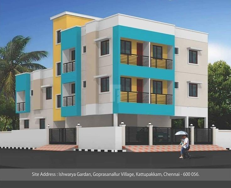Happy homes dwaraka - Project Images