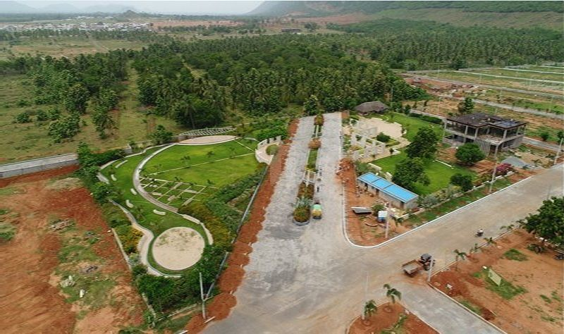 Nandanavanam Sreshta - Project Images