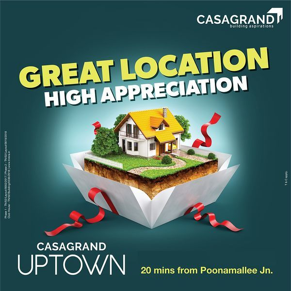 Casagrand Uptown Phase lll - Project Images