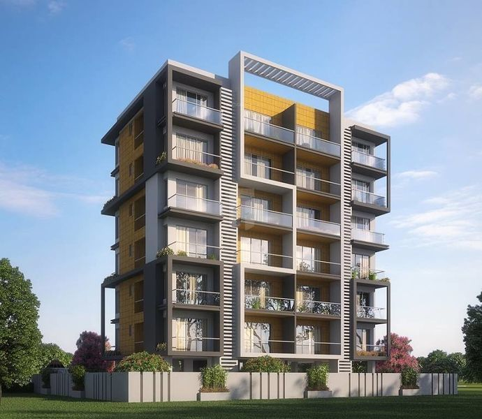AMS Swaroop Enclave - Project Images