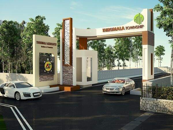 Thirumala Township - Project Images