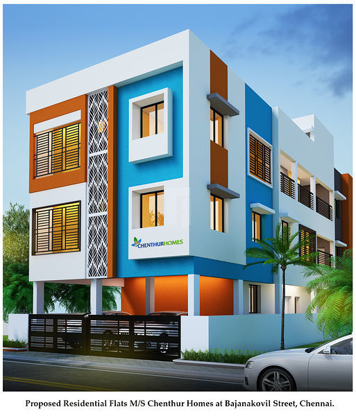Chenthur Residential Flats - Project Images