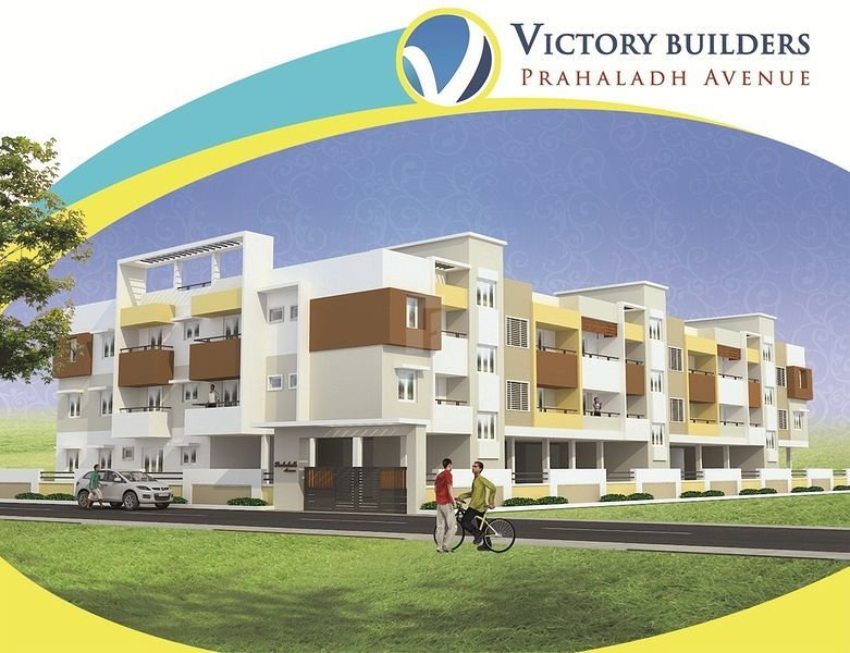 Victory Prahaladh Avenue - Project Images