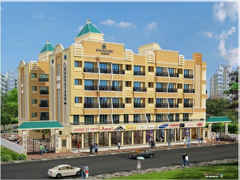 Shrinath Kalpataru Avenue - Project Images